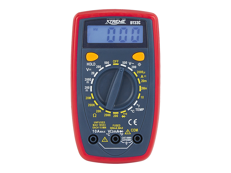 Multimeter DT33C XTREME