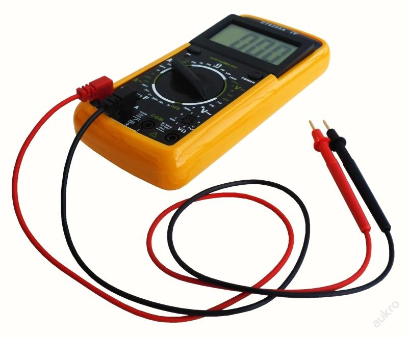 Multimeter DT9205A