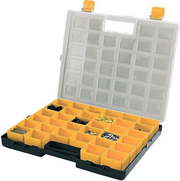 7ed250f9fef0c Krabička na súčiastky, 34 sekcií