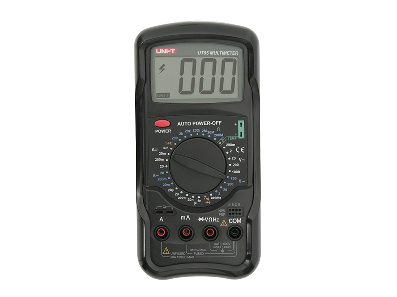 Multimeter UT55